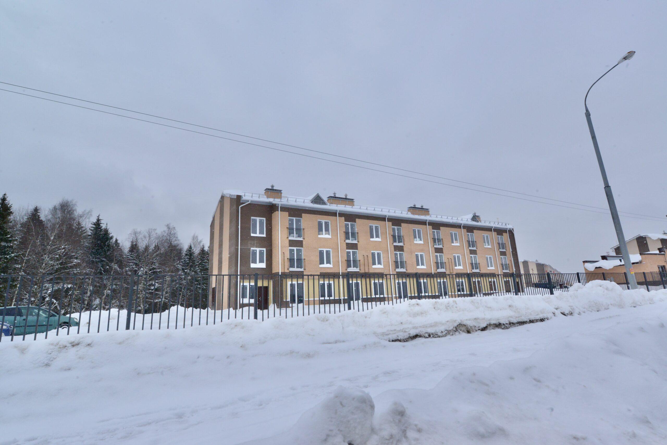 ЖК Борисоглебское. Фотофиксация от 01.03.2021